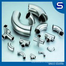 Instalaciones de tuberías hidráulicas de acero inoxidable para la construcción de tuberías