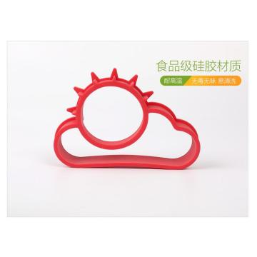Morning Sun Silicone Ring Molde Huevos fritos