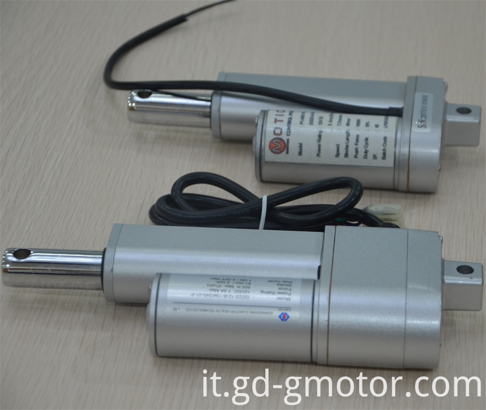 TV lift actuator