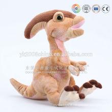 pelúcia brinquedo de pelúcia macio dinossauro de brinquedo de pelúcia