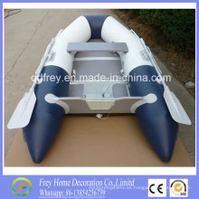 Proveedor de Ce China para el deporte del barco de carreras, barco inflable de PVC