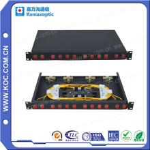 Caixa terminal de fibra montada em rack Krmsp -FC12