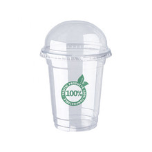Disposable Clear Plastic Beer Cups