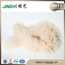 Al por mayor Tibetan Mongolian Lamb Genuine Fur Bufanda