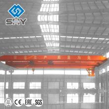 Single beam electric monorail hoist lift overhead crane