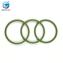 Aflas HNBR Buna-n rubber washer 1mm Thick Clear Silicon Rubber Seal Making Machine VT rubber washer