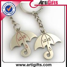 Promotion cheap custom love ny key chain