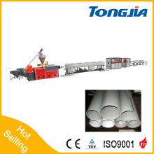 Квалифицированная Автоматическая пластичная твердая производственная линия трубы PVC (Tongjia Бранне)