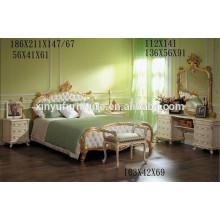 2016 Royal Luxus Schlafzimmermöbel für Salden BD8006