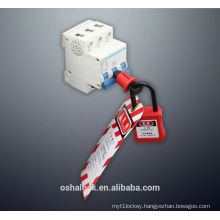 OEM &CE Miniature saftety multifunction circuit breaker lockout& tagout