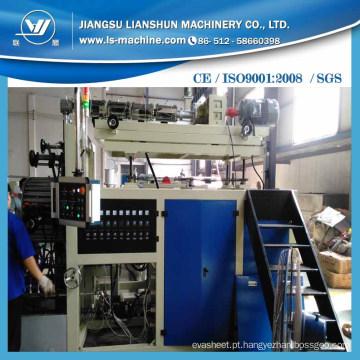Máquina de fabricação de tubos enrolados HDPE com novo estilo
