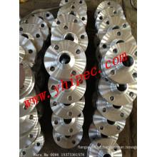 JIS B2220 10K Flange de aço carbono de pescoço de soldagem