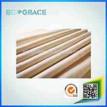 Résistance haute température de haute qualité Tissu filtre aramide