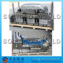 plastic front bumper molding/automobile part injection molding