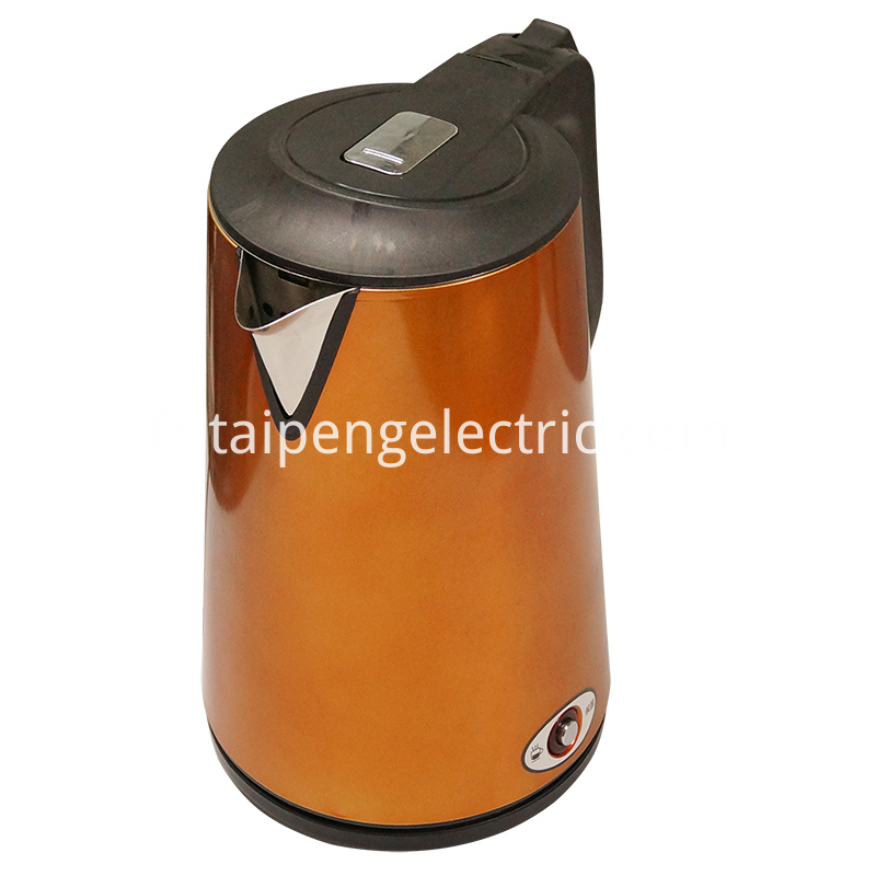 Anti-Scald electric kettle