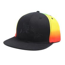 custom tie dye snapback flat bill hat