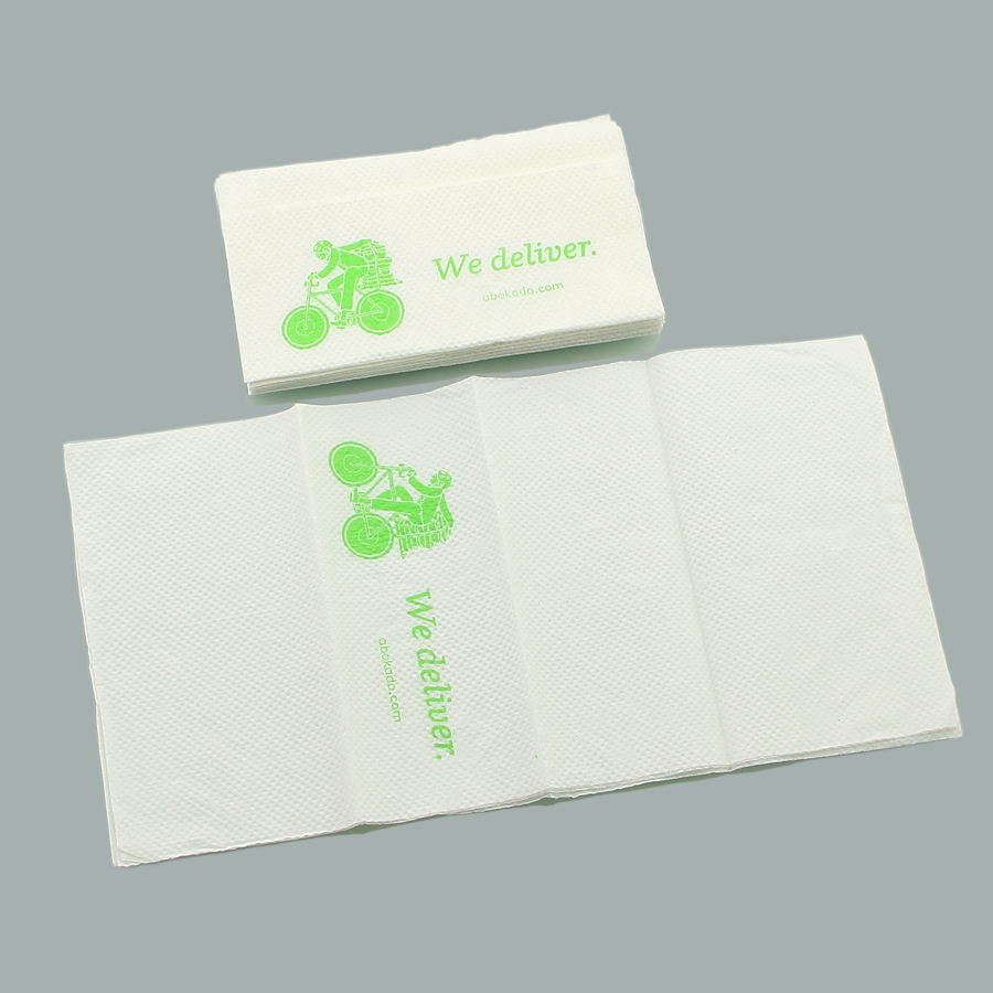 Printed Dispenser Napkins