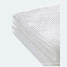 Non-Woven Plant Fibres Disposable Bath Face Travel Towel, One Time Medical Sheet Towel