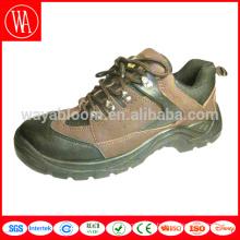 Chaussures de sécurité SRA SRB SRC avec embout en acier ou embout en plastique