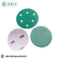superfície de alumínio de moagem de metal discos de lixamento