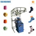 Prix de machine à tricoter chaussette informatisée automatique pour faire des chaussettes