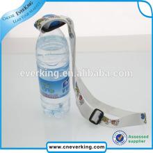 Cordon d'impression personnalisé avec porte-bouteille d'eau