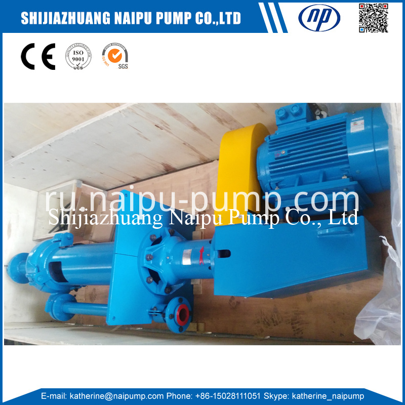 vertical slurry pumps