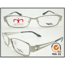 Gafas de metal para el hombre Gafas de lectura de venta caliente de moda (WRM410007)