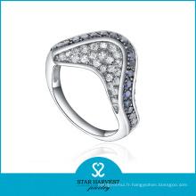 Anneau de bijoux à la mode Sapphire CZ (SH-R0292)