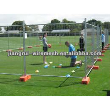 high quality temporary free standing fencing