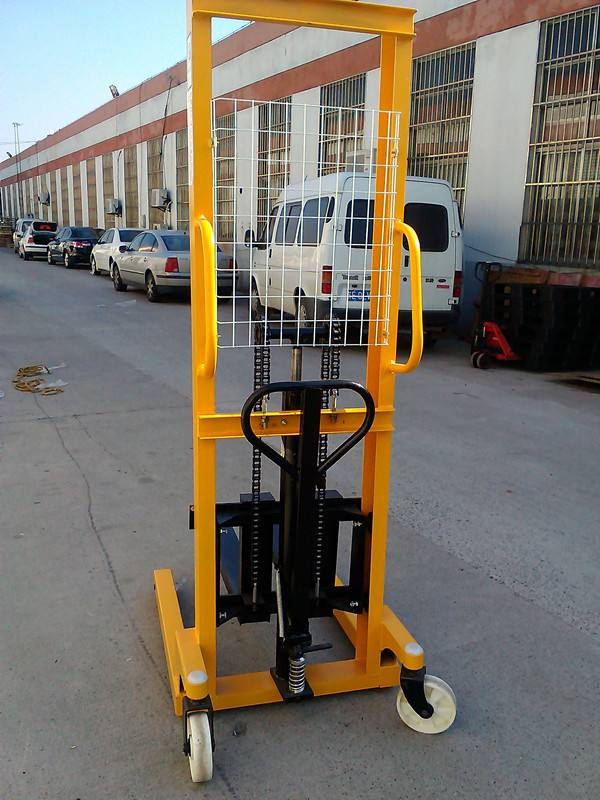3 ton manual hydraulic stacker