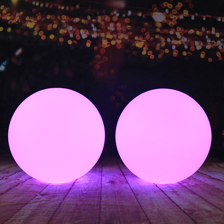 Led Ball 7Color Christmas Festival
