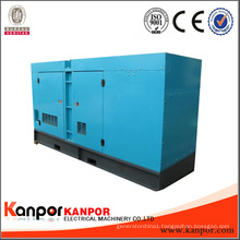 Silent Type 3 Phase Water Cooled 800kVA Diesel Generator Brand Engine
