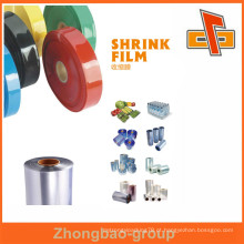 Plastic Shrink Bands Embalagem Para Decoração De Proteção Da Fábrica