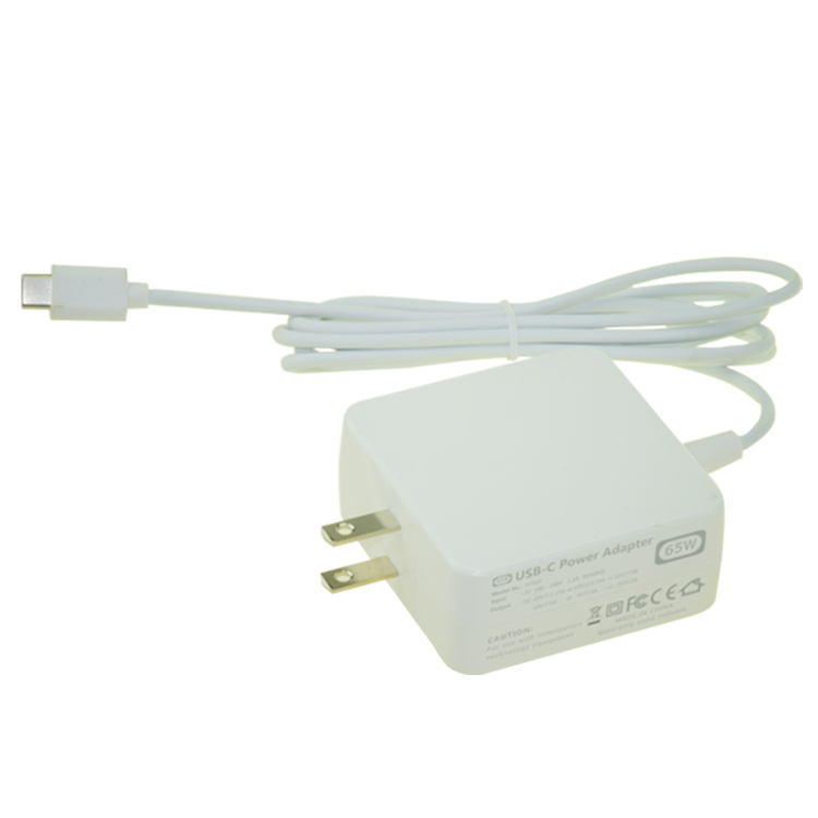 65w type c power adapter