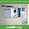 Caixa de terminais FTTH Mini Fibra Óptica 16 portas