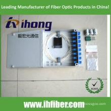 Mini FTTH Customer Fiber Optic Terminal Box