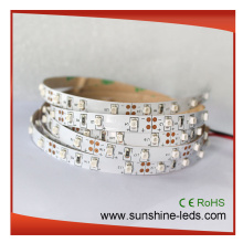 Blanco caliente 3200k 60LEDs SMD5050 24volt LED luz de tira flexible