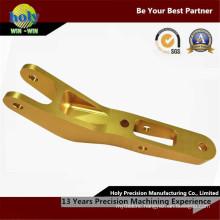CNC Machining Aluminum Bending Parts with Anodizing