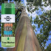 Marqueur d'arbre Peinture par pulvérisation Marqueur en bois, marquage par fluorescence Peinture par pulvérisation