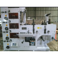 Four Color Flexo Printing Machine with Two Die Cutting Station