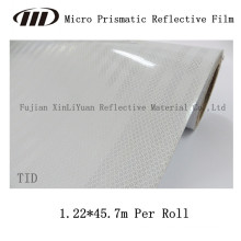 Film réfléchissant prismatique micro