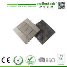 Проектированный настил тип и древесно-полимерного композита WPC настила Техникс Эко Патио напольная плитка