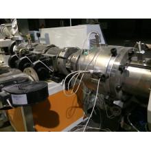 Alta qualidade 50-110mm tubo de PVC plástico que faz a máquina
