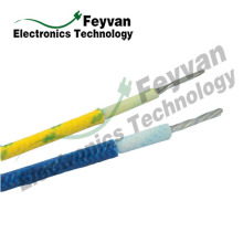 Glass Fiber Braided Silicone Rubber Insulated Wire