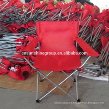 Folding camping chair with armrest, camping chair, beach chair