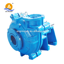 Pompe centrifuge horizontale industrielle à haute pression de boue