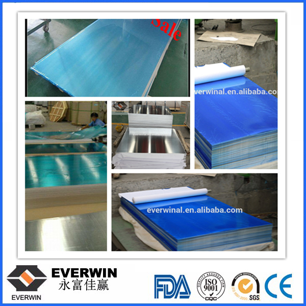 Aluminum Sheet With Adhesive Backing