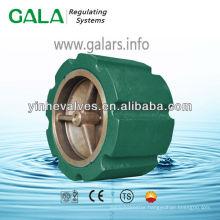 wafer type silent check valve