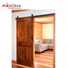 Barn Door Slab Teak Wood Main Door Designs with barn door hardware